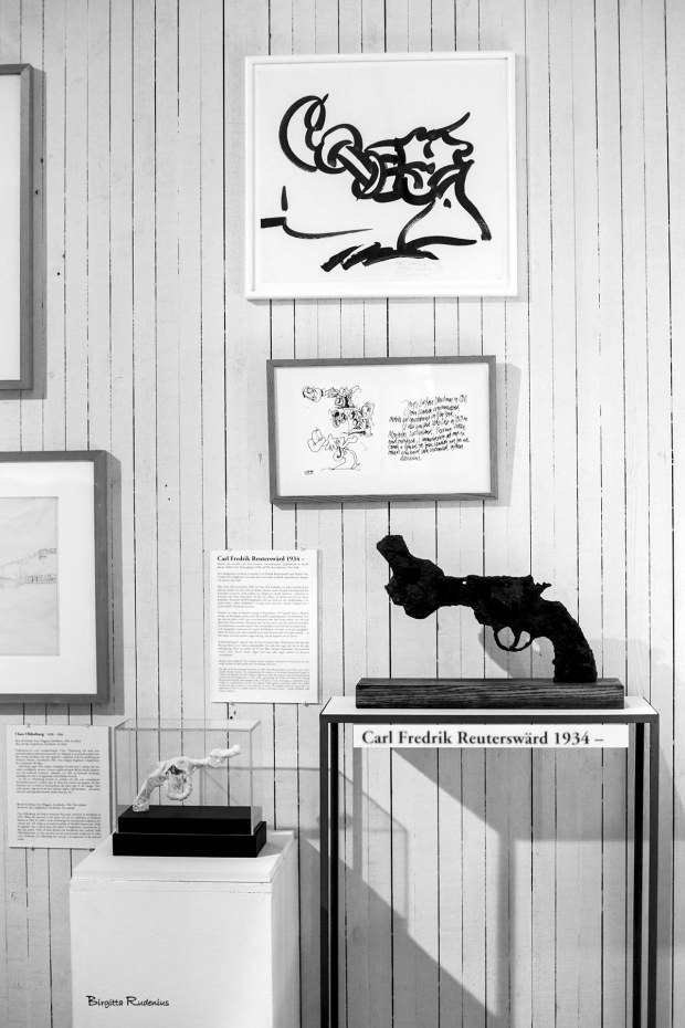 Carl Fredrik Reuterswärd, Skissernas Museum, Lund