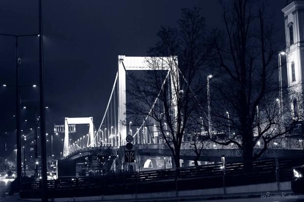 Blue Bridge between Lovers