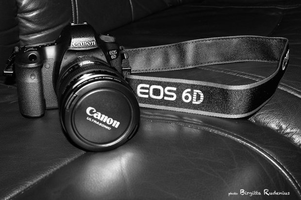 My Canon EOS 6D