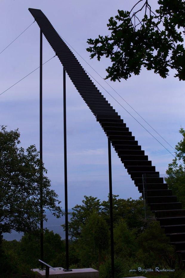 Himlatrappan av Gert Wingårdh