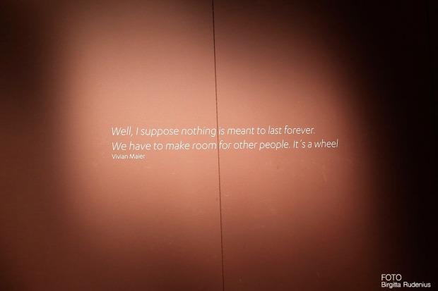 Vivian Maier Words