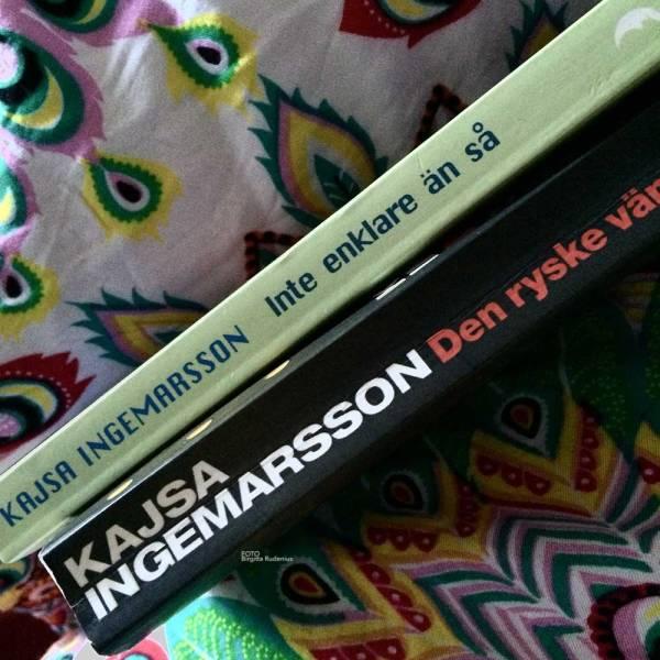 Kajsa Ingemarsson - Bra Böcker för mig