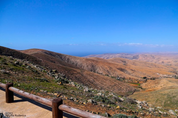 Fuerteventura Mountains