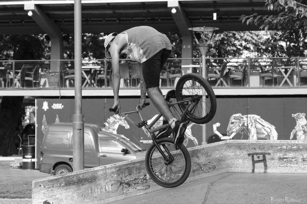 Skaters & Bikers, Deak Budapest