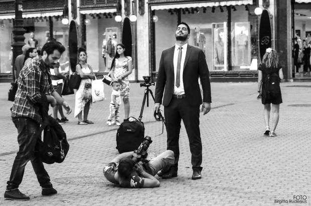Street Photography - Shooting