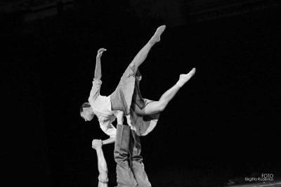 DEPO dancers, Budapest