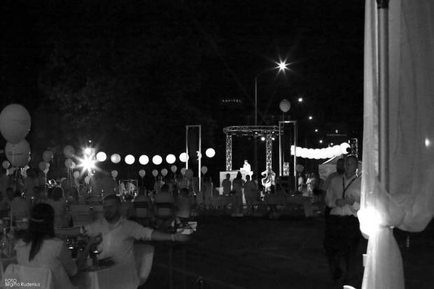 Street Photography - White Party