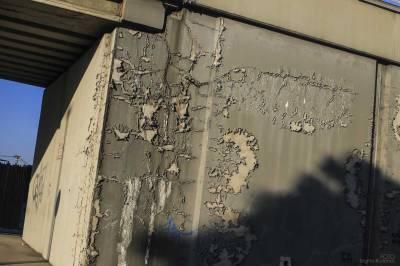 Crackling Wall