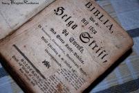 Peter Spjufs Bibel - Rudenius släktbibel