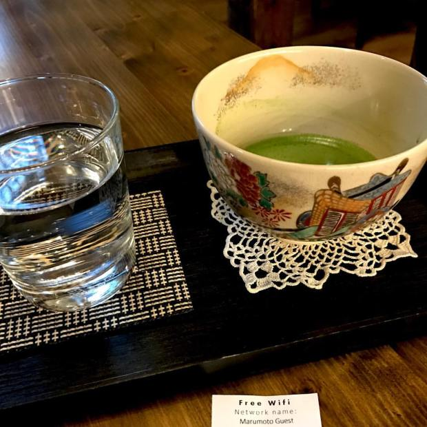 Well Beeing Japanese Tea á la 1600th