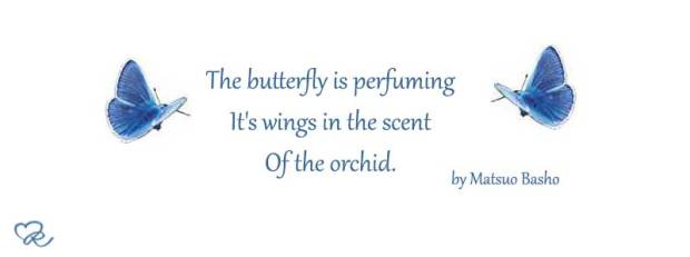 The Butterfly by Matsuo Basho
