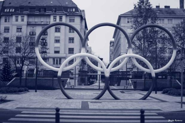 Budapest bid for the 2024 Summer Olympics and Summer Paralympics