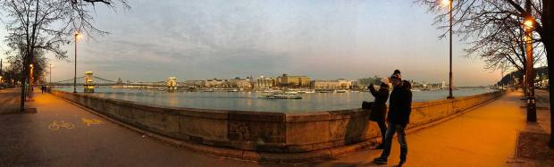 Budapest in Panorama