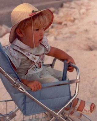 Amira Sofie in Dubai 1982-83
