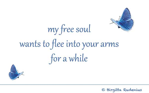 BR poetry - My Free Soul