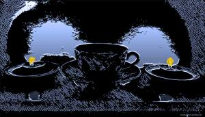 iPhoto - Spooky Hour Coffee
