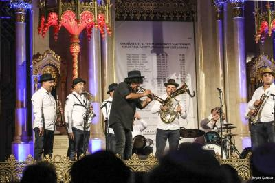 Boban Markovic and his orchestra - Jewish Culture festival, Budapest