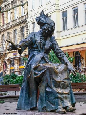 Statue of Ferenc Liszt, Budapest