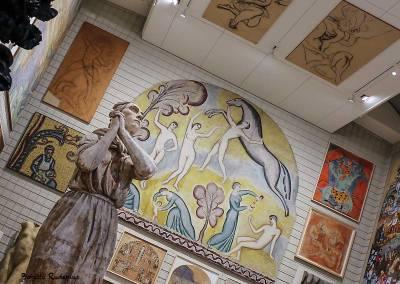 ART - Skissernas Museum, Lund, Sweden.
