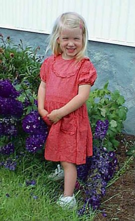 My dresses Mum made - Now used by granddaughters.