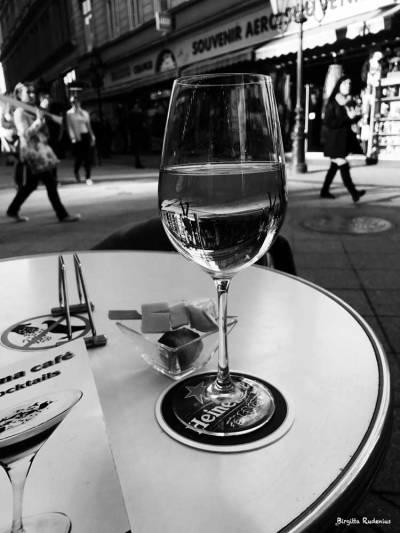 White dry Wine