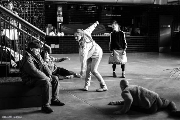 Skånes Dansteater -Rehearsal 20170511.