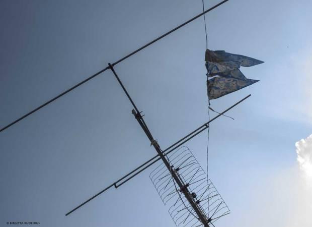 Lázár Sky Flags.
