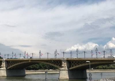 Margit Bridge, Budapest.