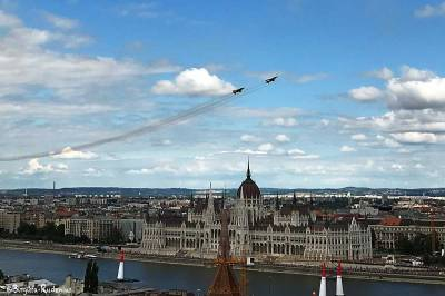 Airforce - #airrace - Budapest 2017.