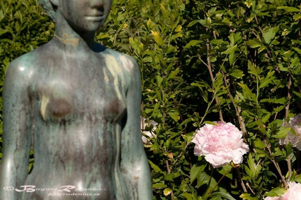 Statue KRAKA Lund