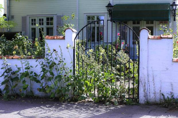 Grind - Borgholm, Öland.