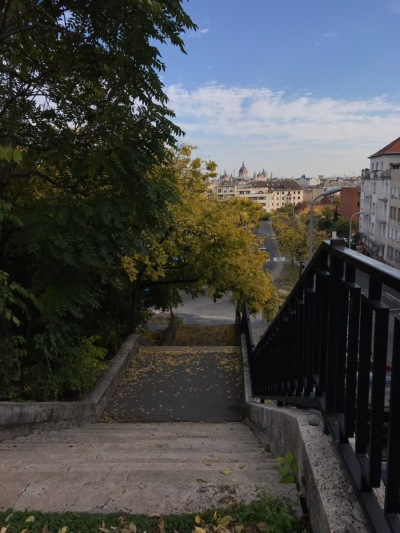 View from Buda Hills, Budapest