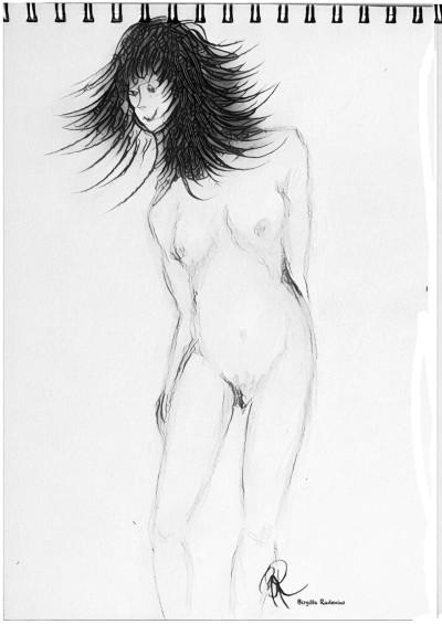Dancing Queen by Birgitta Rudenius.