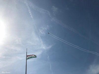 Sky Cruising in Budapest.