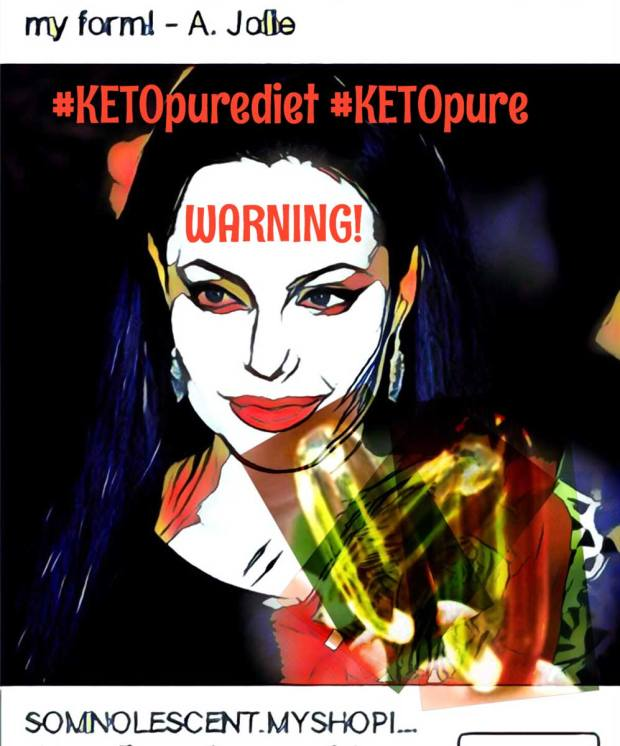 Warning !!! #KETOpurediet #pills NO solution!