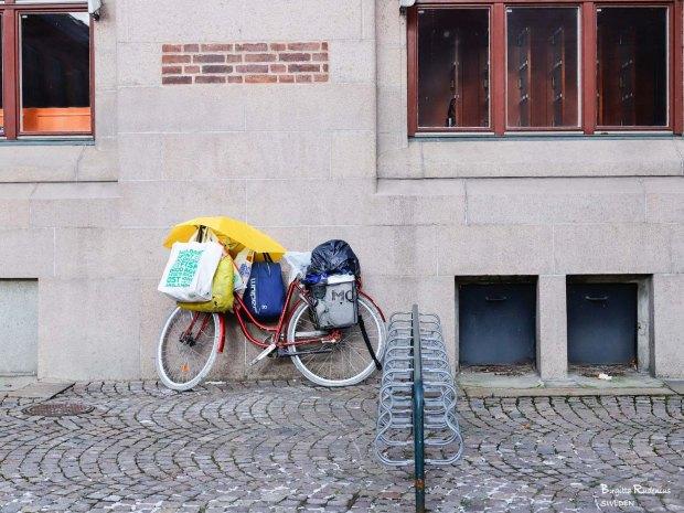 Street Photo Bike © Birgitta Rudenius