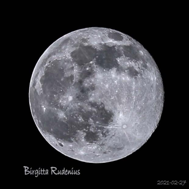 Photo Moon @ Birgitta Rudenius